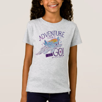My Little Pony | Rainbow - Adventure Is Calling T-Shirt