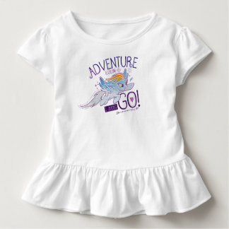 My Little Pony | Rainbow - Adventure Is Calling Toddler T-shirt