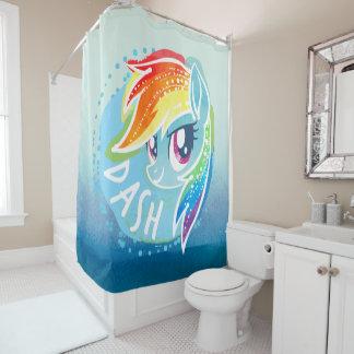 My Little Pony | Rainbow Dash Watercolor
