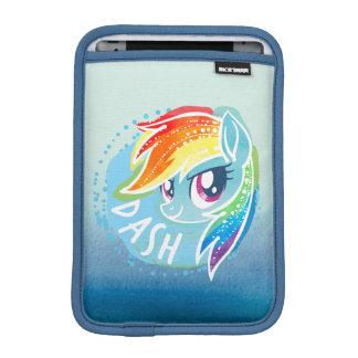 My Little Pony | Rainbow Dash Watercolor iPad Mini Sleeve