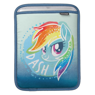 My Little Pony | Rainbow Dash Watercolor iPad Sleeve