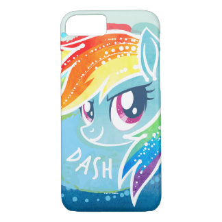 My Little Pony | Rainbow Dash Watercolor iPhone 8/7 Case