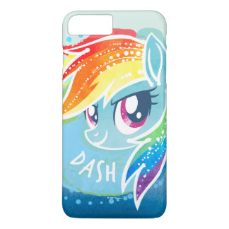 My Little Pony | Rainbow Dash Watercolor iPhone 8 Plus/7 Plus Case