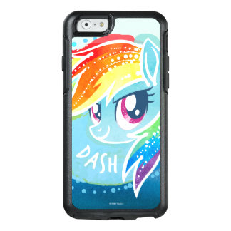 My Little Pony | Rainbow Dash Watercolor OtterBox iPhone 6/6s Case
