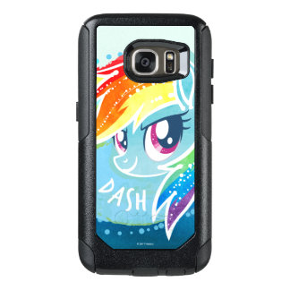 My Little Pony | Rainbow Dash Watercolor OtterBox Samsung Galaxy S7 Case