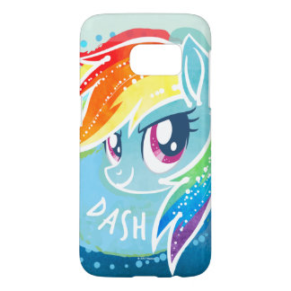 My Little Pony | Rainbow Dash Watercolor Samsung Galaxy S7 Case