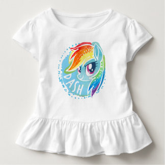My Little Pony | Rainbow Dash Watercolor Toddler T-shirt