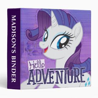 My Little Pony | Rarity - Hello Adventure 3 Ring Binders