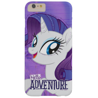 My Little Pony | Rarity - Hello Adventure Barely There iPhone 6 Plus Case