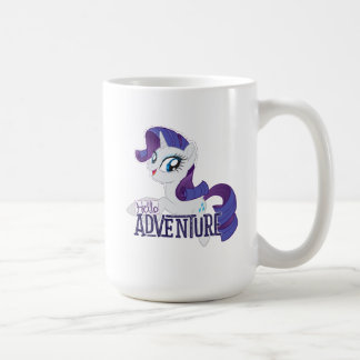 My Little Pony | Rarity - Hello Adventure Coffee Mug