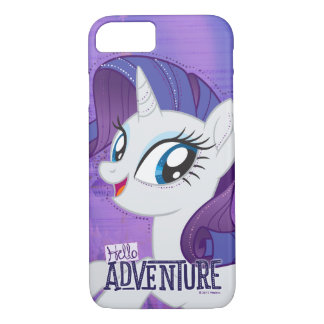 My Little Pony | Rarity - Hello Adventure iPhone 8/7 Case