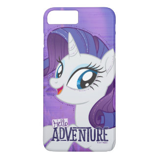 My Little Pony | Rarity - Hello Adventure iPhone 8 Plus/7 Plus Case