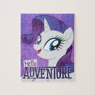 My Little Pony | Rarity - Hello Adventure Jigsaw Puzzle