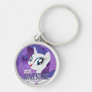 My Little Pony | Rarity - Hello Adventure Keychain