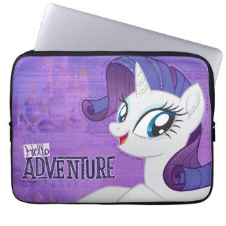 My Little Pony | Rarity - Hello Adventure Laptop Sleeve