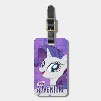 My Little Pony | Rarity - Hello Adventure Luggage Tag