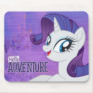My Little Pony | Rarity - Hello Adventure Mouse Pad