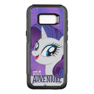 My Little Pony | Rarity - Hello Adventure OtterBox Commuter Samsung Galaxy S8+ Case