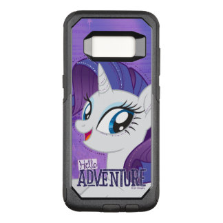 My Little Pony | Rarity - Hello Adventure OtterBox Commuter Samsung Galaxy S8 Case