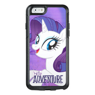 My Little Pony | Rarity - Hello Adventure OtterBox iPhone 6/6s Case