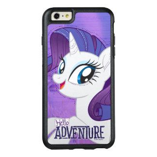 My Little Pony | Rarity - Hello Adventure OtterBox iPhone 6/6s Plus Case