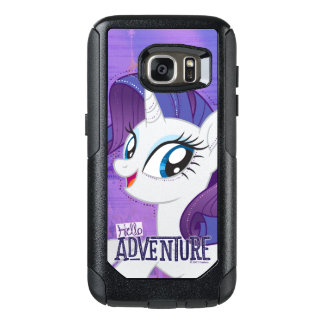 My Little Pony | Rarity - Hello Adventure OtterBox Samsung Galaxy S7 Case