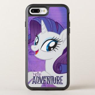 My Little Pony | Rarity - Hello Adventure OtterBox Symmetry iPhone 8 Plus/7 Plus Case
