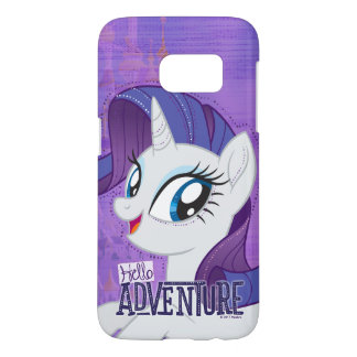 My Little Pony | Rarity - Hello Adventure Samsung Galaxy S7 Case