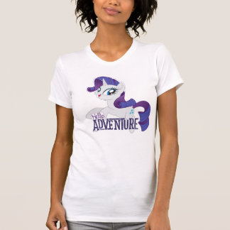 My Little Pony | Rarity - Hello Adventure T-Shirt