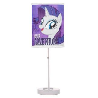 My Little Pony | Rarity - Hello Adventure Table Lamp