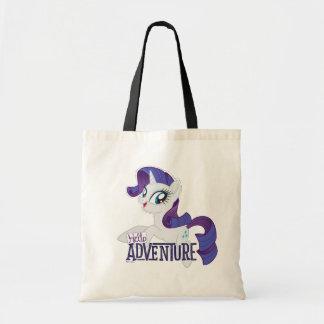 My Little Pony   Rarity - Hello Adventure Tote Bag