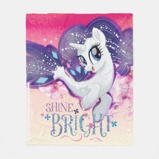 My Little Pony | Rarity - Shine Bright Fleece Blanket