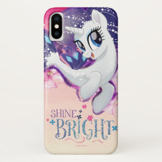 My Little Pony | Rarity - Shine Bright iPhone X Case