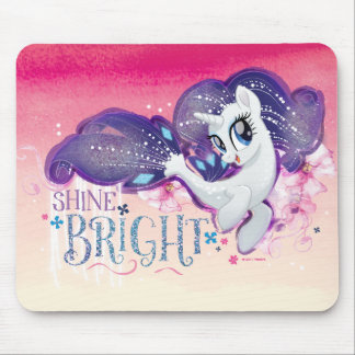 My Little Pony | Rarity - Shine Bright Mouse Pad