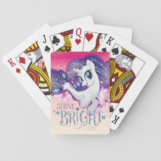 My Little Pony | Rarity - Shine Bright Playing Cards