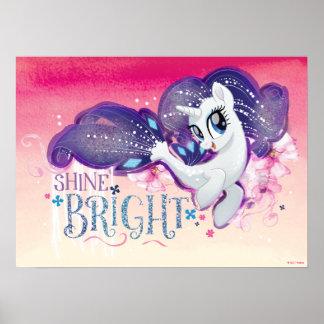 My Little Pony | Rarity - Shine Bright Poster