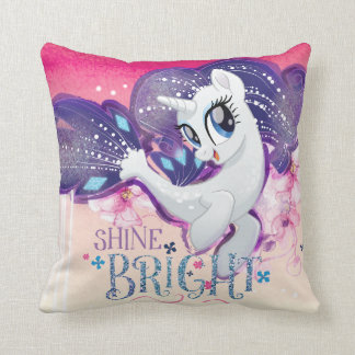 My Little Pony | Rarity - Shine Bright Throw Pillow