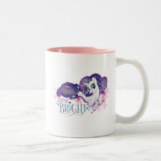 My Little Pony | Rarity - Shine Bright Two-Tone Coffee Mug