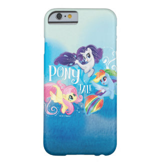 My Little Pony | Seaponies - Pony Tale Barely There iPhone 6 Case