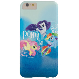My Little Pony | Seaponies - Pony Tale Barely There iPhone 6 Plus Case