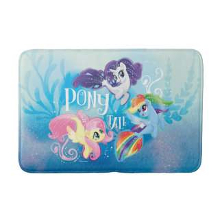 My Little Pony | Seaponies - Pony Tale Bath Mat