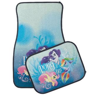 My Little Pony   Seaponies - Pony Tale Car Mat