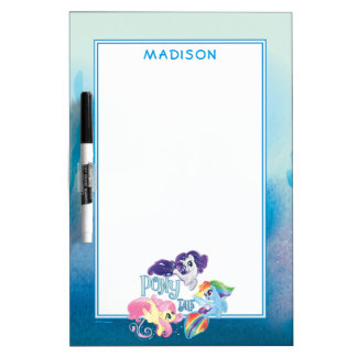 My Little Pony | Seaponies - Pony Tale Dry Erase Board