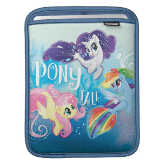 My Little Pony | Seaponies - Pony Tale iPad Sleeve
