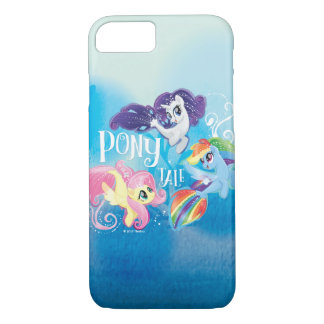My Little Pony | Seaponies - Pony Tale iPhone 8/7 Case