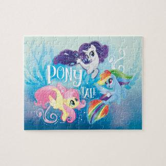 My Little Pony | Seaponies - Pony Tale Jigsaw Puzzle