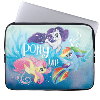 My Little Pony | Seaponies - Pony Tale Laptop Sleeve