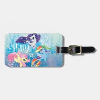 My Little Pony | Seaponies - Pony Tale Luggage Tag