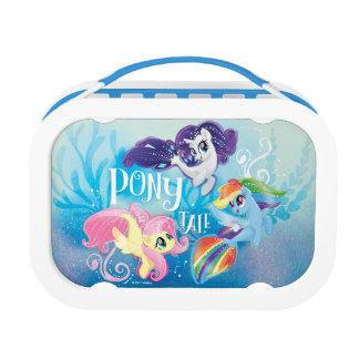 My Little Pony | Seaponies - Pony Tale Lunch Box