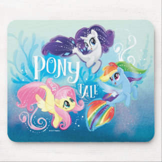 My Little Pony | Seaponies - Pony Tale Mouse Pad